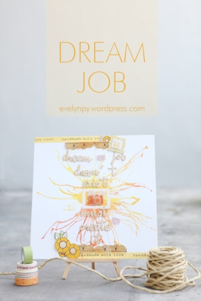 Dream Job Cover1 by Evelynpy